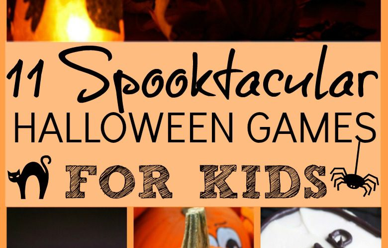 11 Spooktacular Halloween Games For kids These look so fun! Can't wait to try number five first!